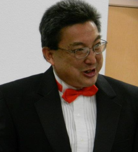 Bryan Chin, Awards Chair